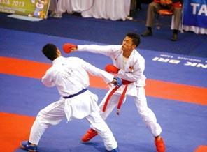 20130926 ragam sport (Dua Perunggu Tambahan dari Cabang Karate)