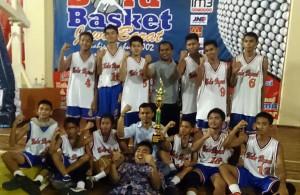 Basket Juara Pelatda
