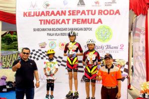 KONI Kota Depok-Perserosi selaku pengurus cabang olahraga sepatu roda di  Kota Depok jelang akhir tahun 2016 ini mengadakan Kejuaraan Sepatu Roda  tingkat ... 9a21aa4f72