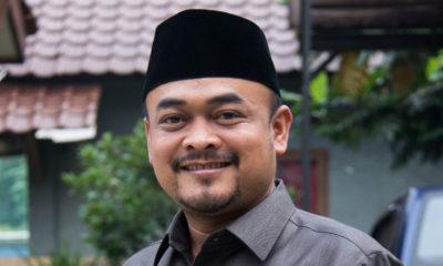 Edi Masturo anggota DPRD Kota Depok dan pengurus KONI Kota Depok