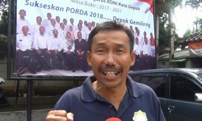 Syafrudin Pendiri sekolah sepakbola Metro