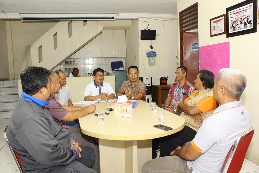 Pengurus Koni coba fasilitasi rencana pembentukan kepengurusan pengcab issi yang baru