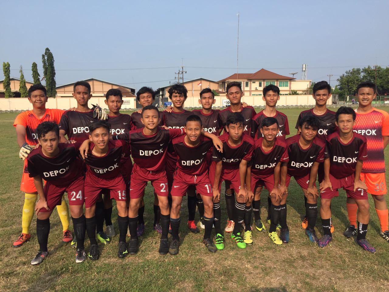 Tim Sepakbola Kota Depok U15
