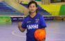 Ria Ayu Prastika Kiper Futsal Putri Kota Depok