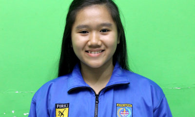 Essa Nurlian Atlet Karate Kota Depok