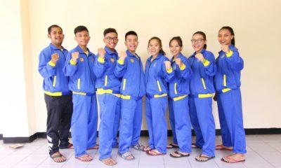 Tim kota Depok BK Porda Karate 2017