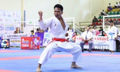 Penampilan Rahmad Dharmawan saat berlaga di BK Porda Sentul Jawa Barat
