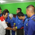 Ketua Koni lepas tim BK Porda Karate