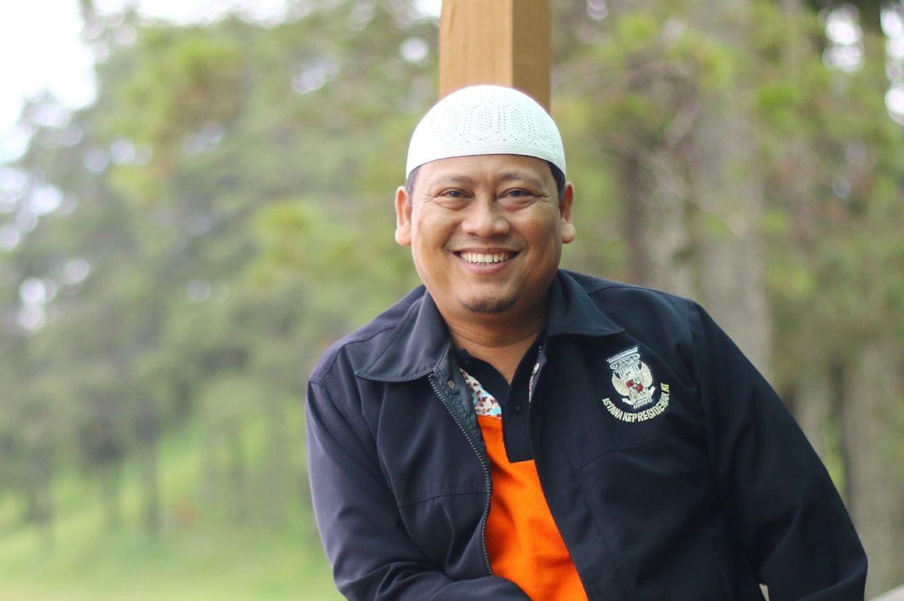 Syahroni Manager Tim BK Porda 2017