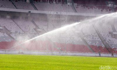 Stadion Utama Gelora Bung Karno, Senayan, Jakarta (Rengga Sancaya/detikSport)