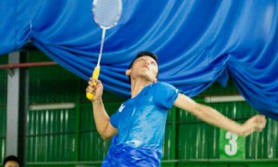 Ilham Atlet Bulu Tangkis kota Depok