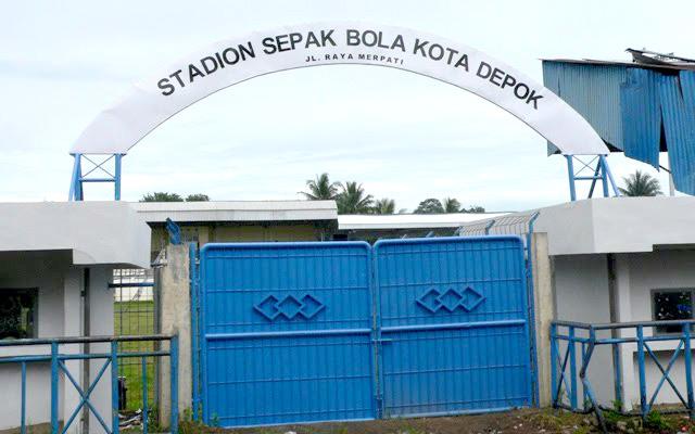 Stadion Merpati Depok Kebanggaan Masyarakat Kota Depok
