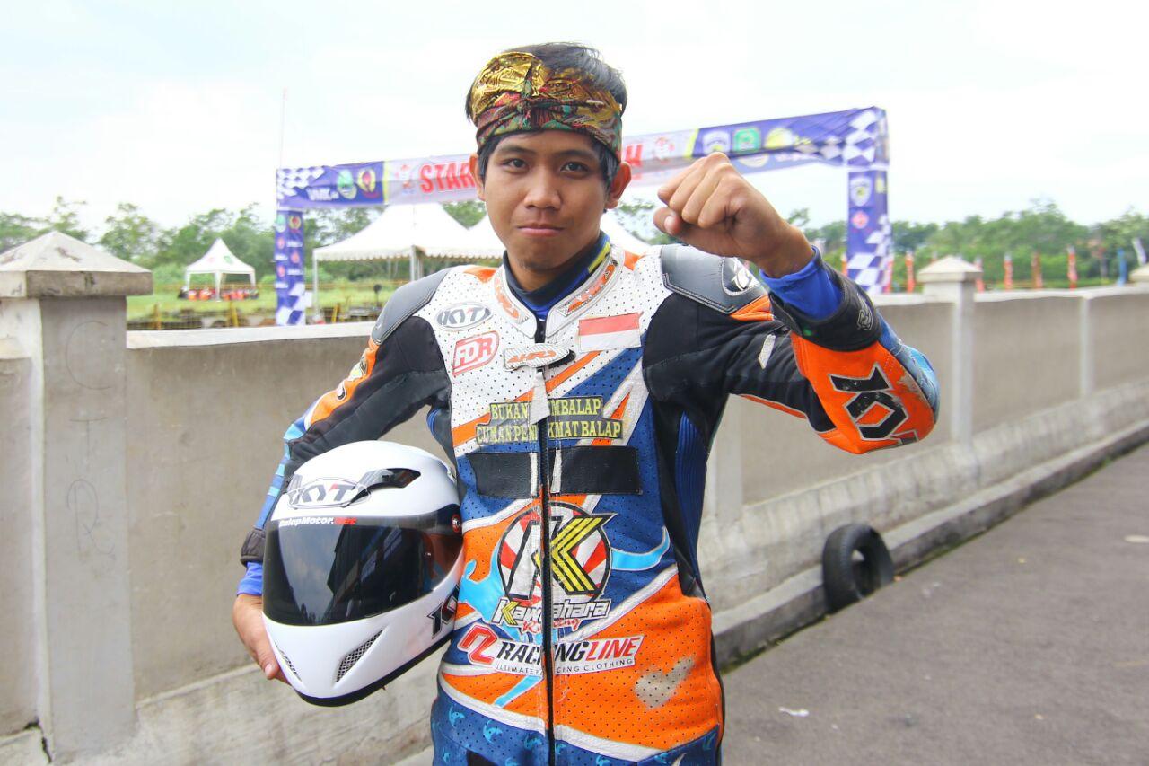 Hendra Apriadi Atlet Kota Depok