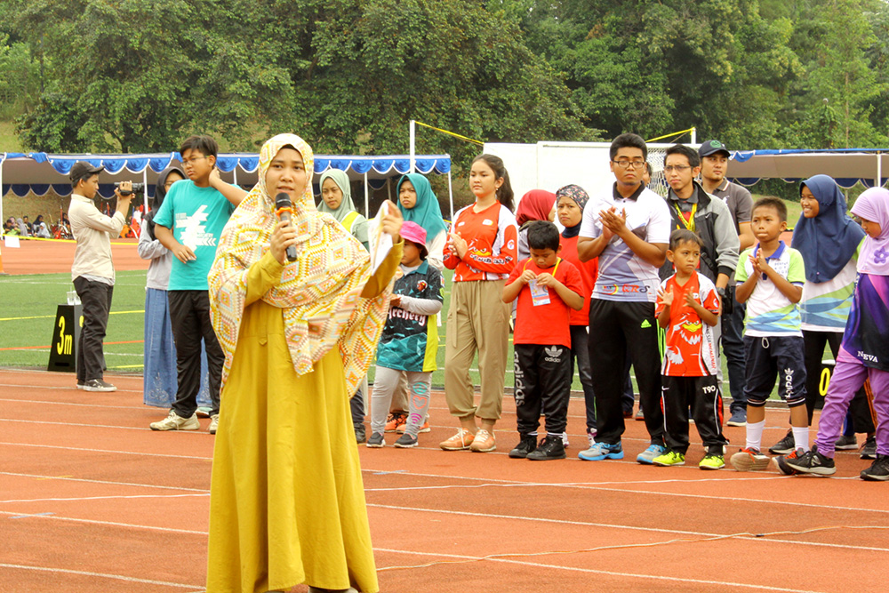 Neni Susilawati : Archery For Future Leaders