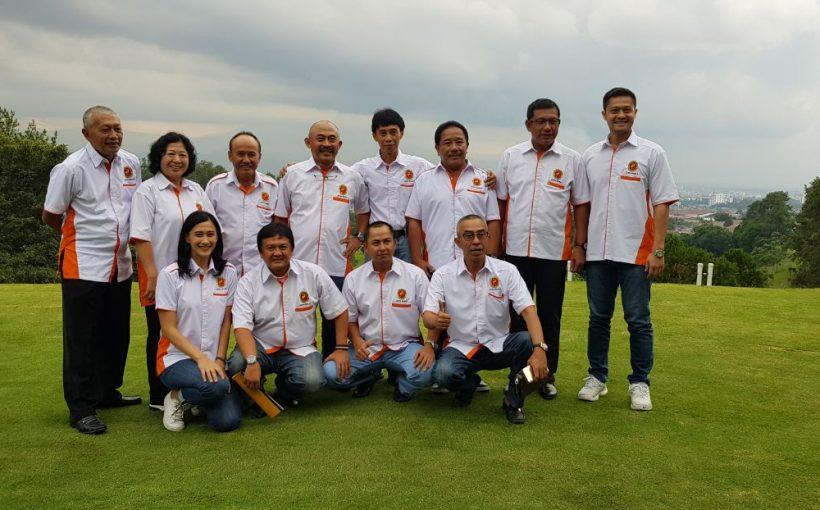 Segenap Pengurus Provinsi PGI Jawa Barat periode 2014-2018. (Foto: Istimewa)