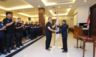 Banu Muhammad resmi menerima tongkat estafet kepengurusan dari pengprov Jabar