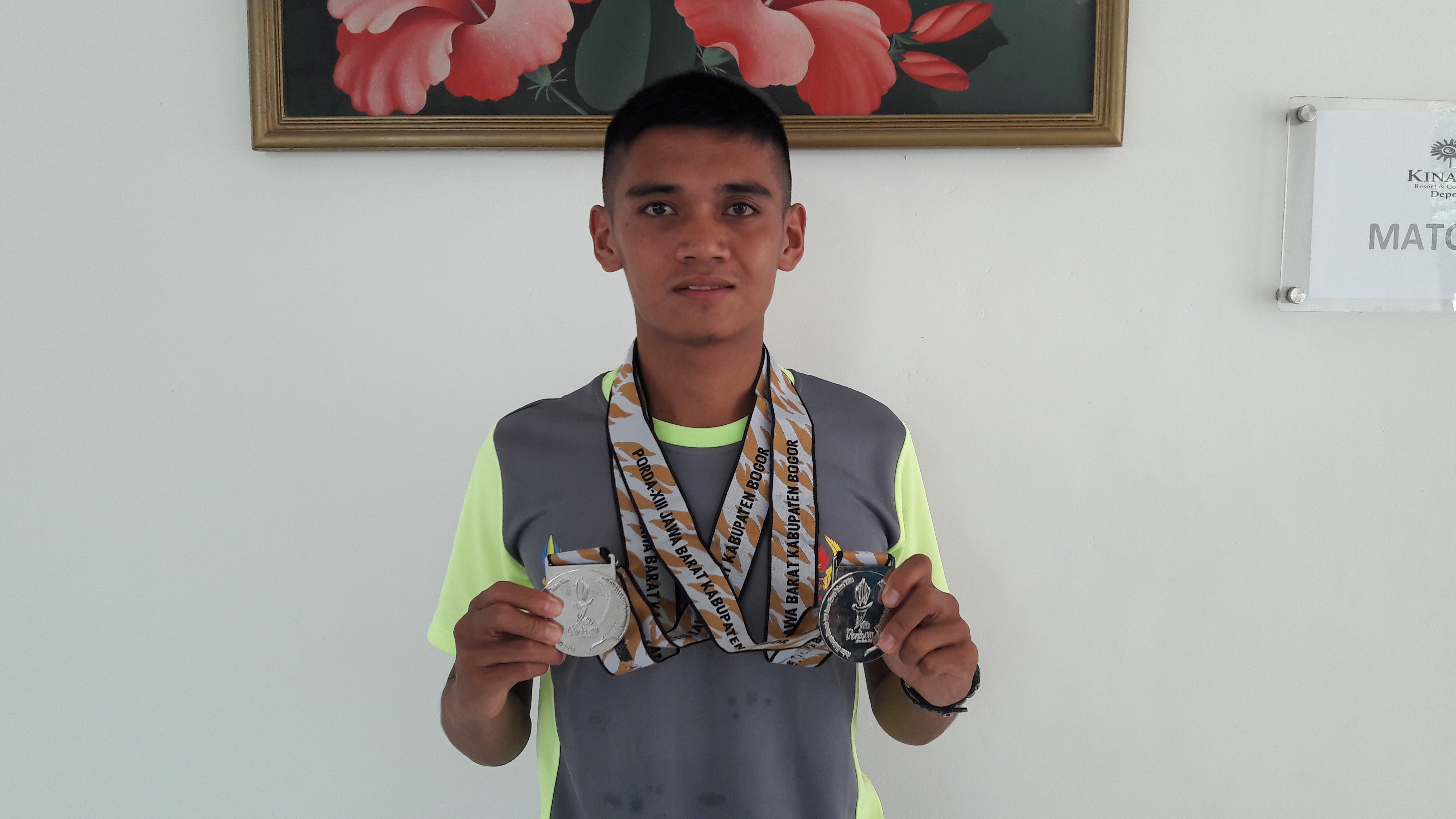 Anton Awalnya Coba-Coba, Akhirnya Ukir Prestasi di Atletik