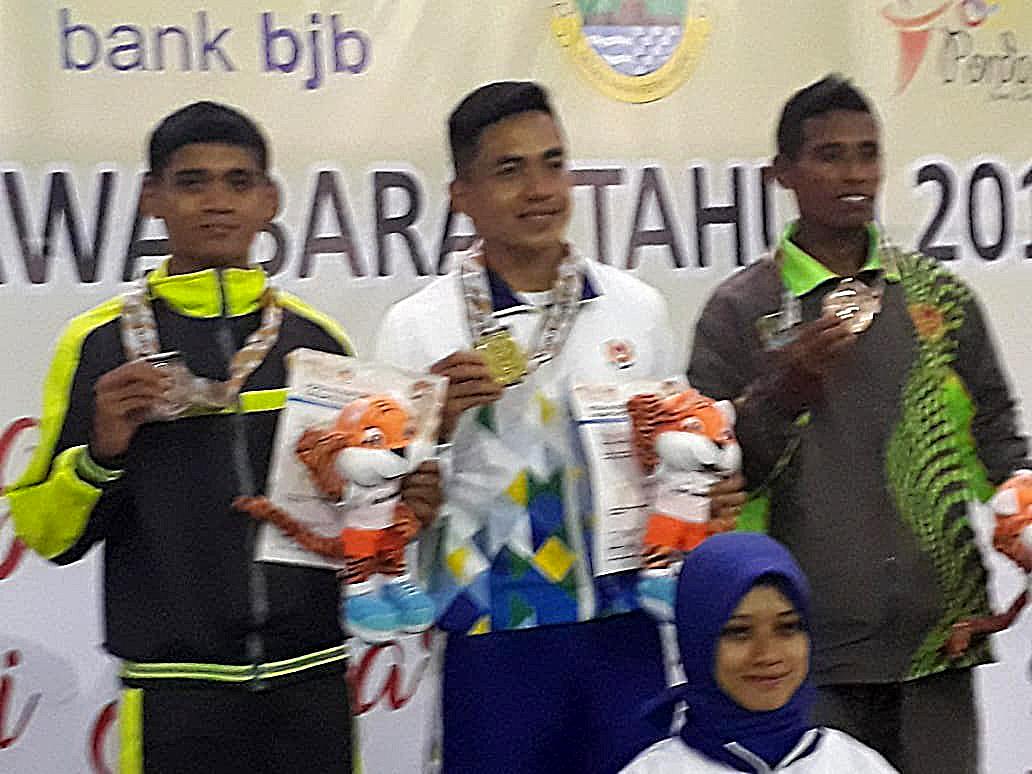 Lagi Anton Sumbang Medali Perak