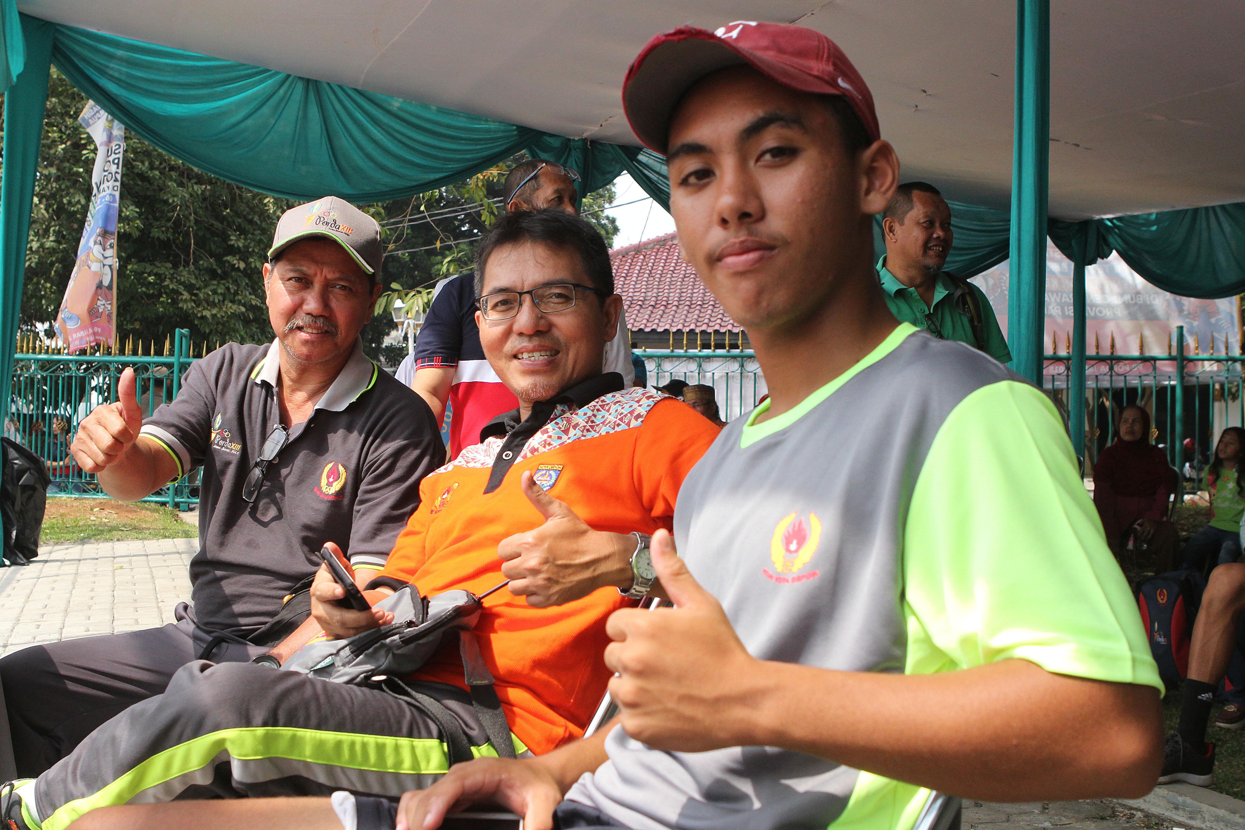Dukungan Suporter Bangkitkan Semangat Atlet