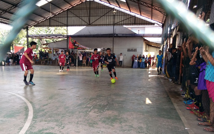 Pelajar-Muhammadiyah-Adu-Kebolehan-di-Turnamen-Futsal