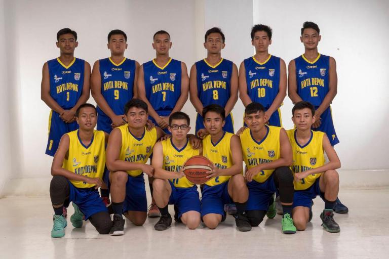 Tim Basket Kota Depok