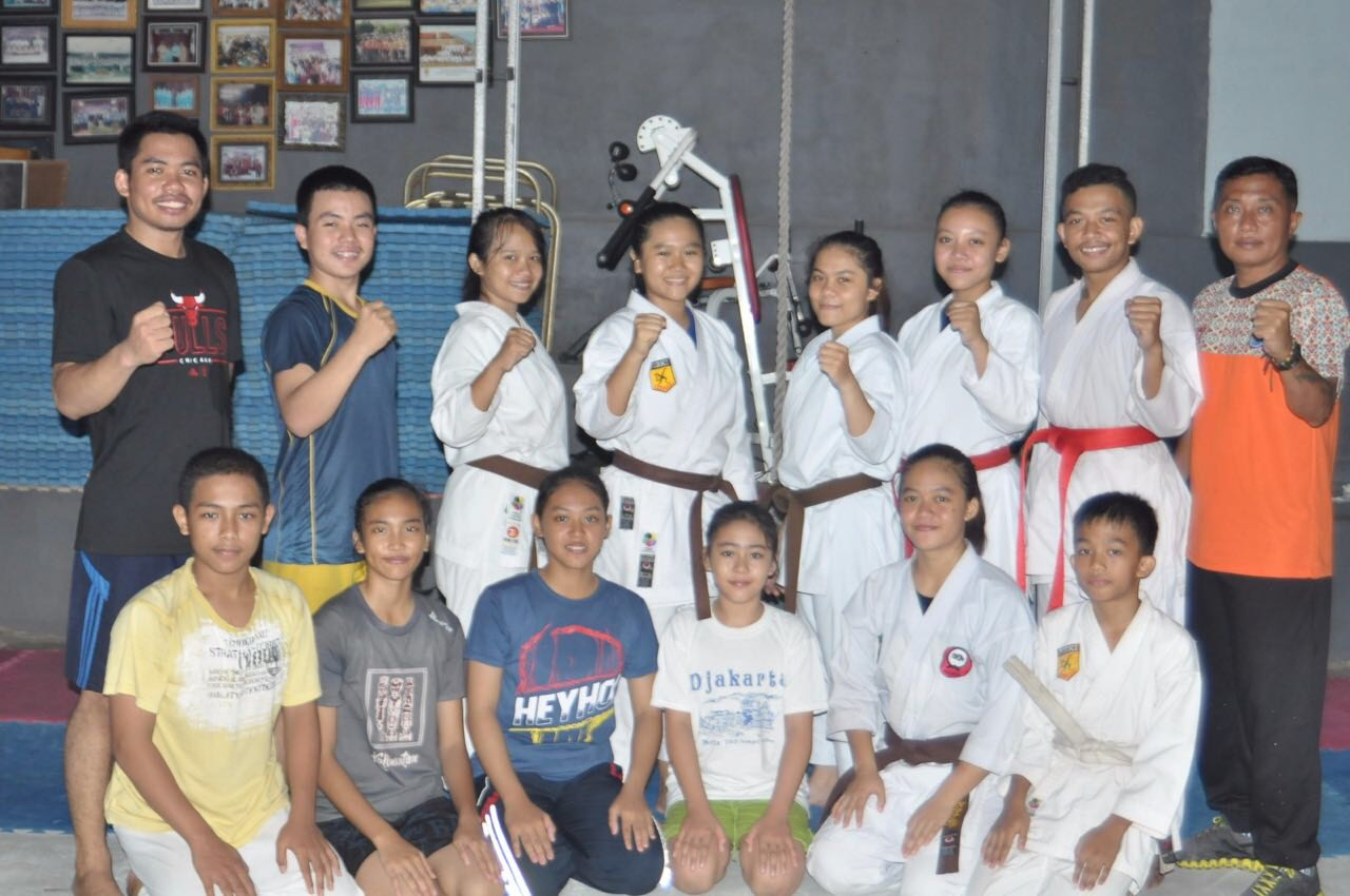 Sasana Latihan Karate