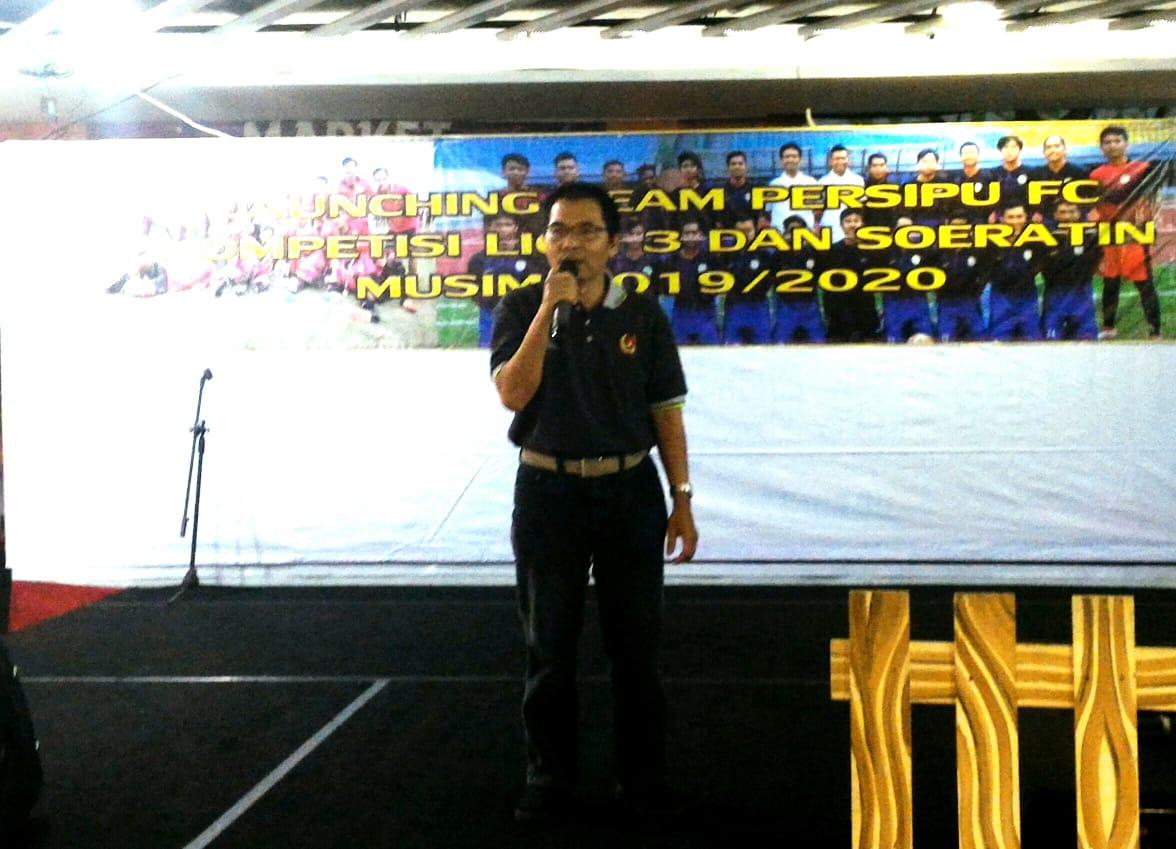 Ketua KONI Sambut Positif Hadirnya Persipu FC