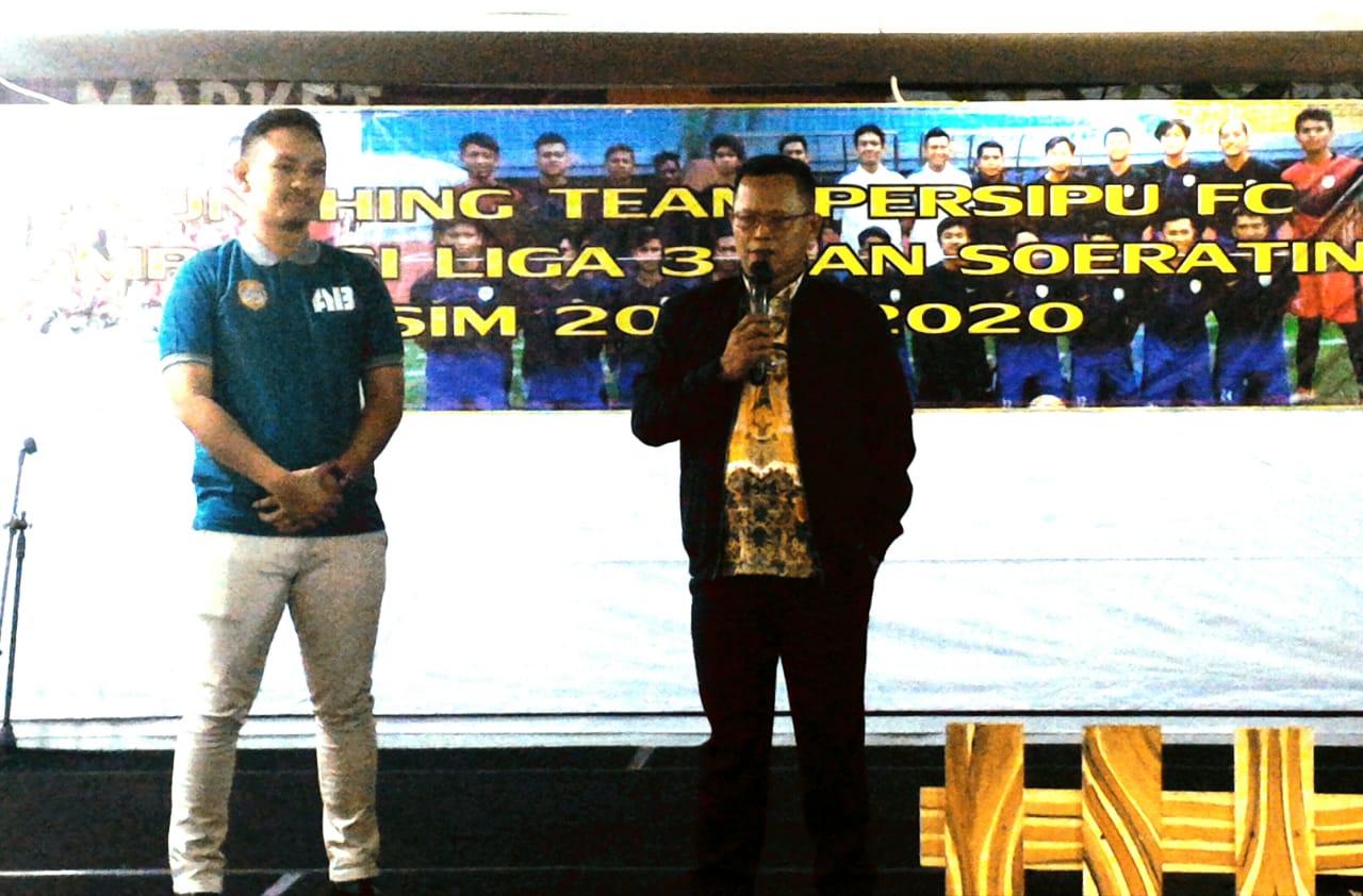 Persipu FC Lauching Pemain dan Tim