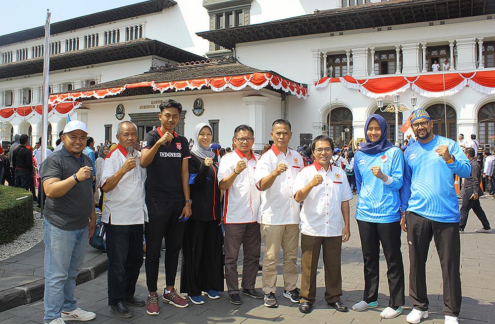 7 Atlet Kota Depok Masuk di Pelatda Jabar