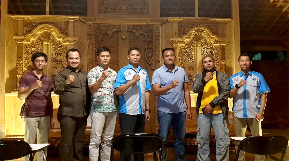 Kolonel Laut Samista Terpilih Secara Aklamasi di Muscab PODSI Kota Depok