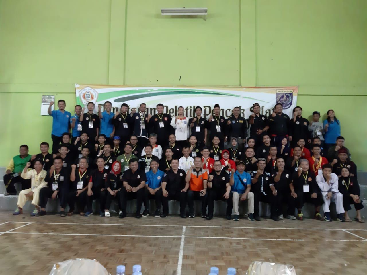 IPSI Kota Depok Adakan Penataran Pelatih